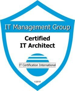 Badge Certified IT Architect