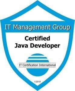 Badge Certified Java Developer