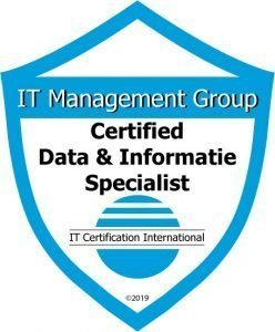 Badge Certified Data & Informatie Specialist