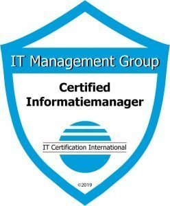 Badge Certified Informatiemanager