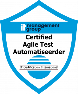 Certified Agile Test Automatiseerder